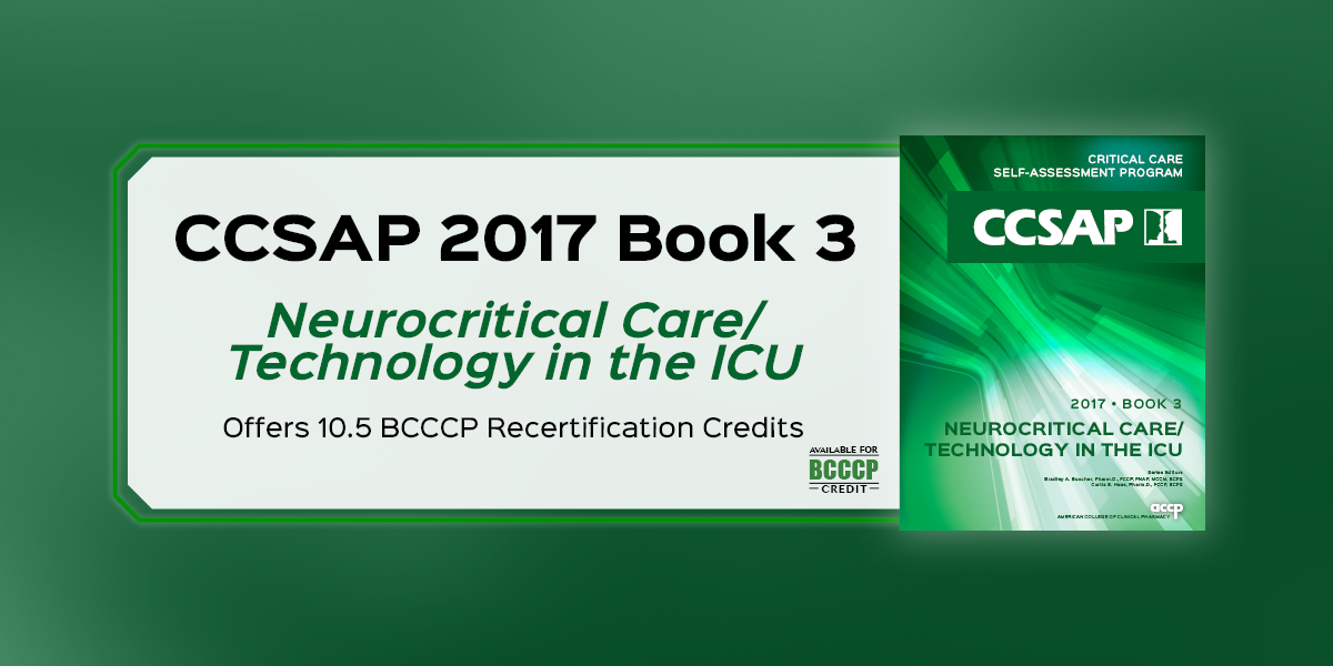 CCSAP Book 3 Neurocritical Care/Technology in the ...