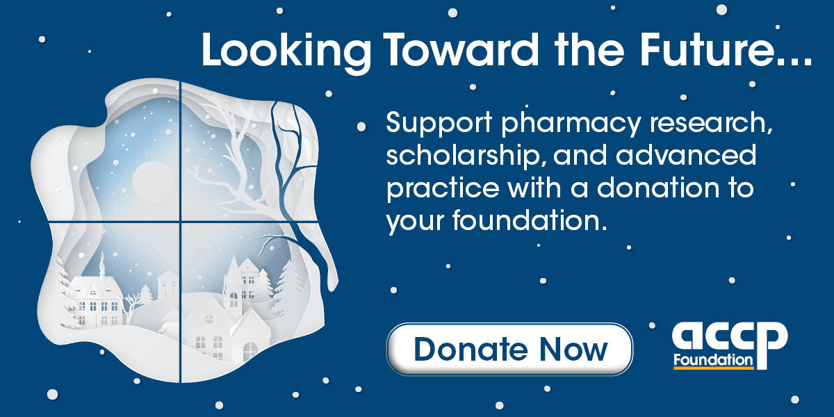 Support pharmacy research, scholarship, and advanced practice with a donation to your foundation
