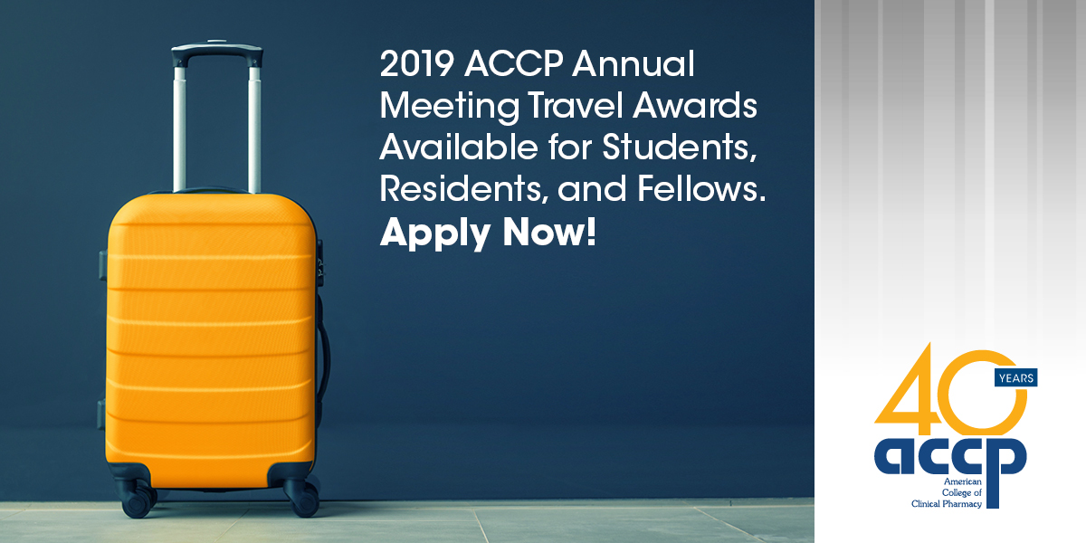 Attention Students, Residents, and Fellows: Apply for 2019 Annual Meeting T...