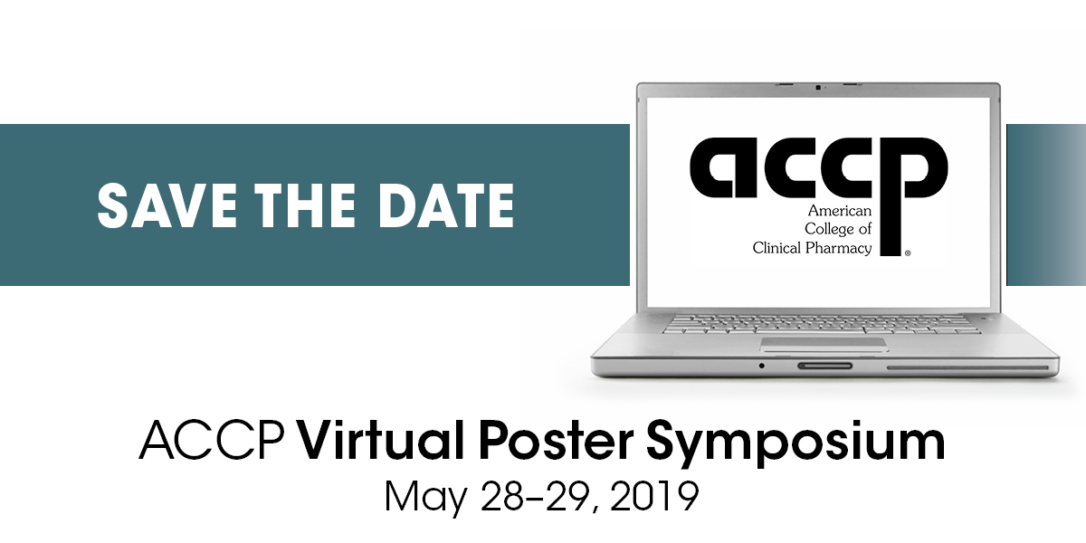 Sign Up for and Attend the ACCP Virtual Poster Symposium – It's Free!