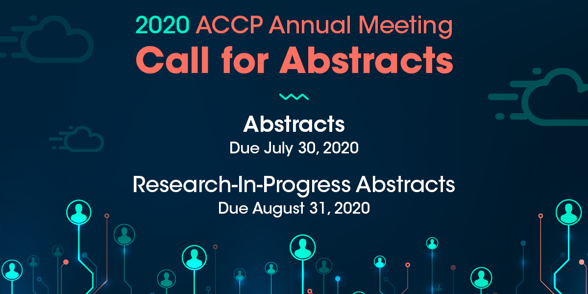 Annual Meeting Call for Abstracts