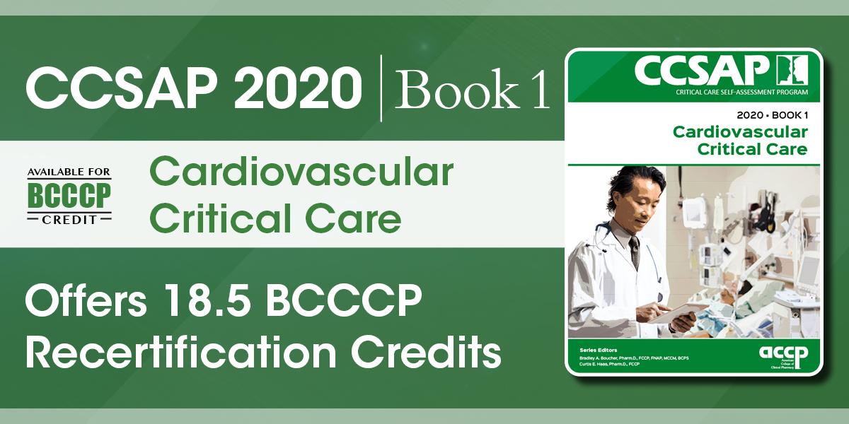 CCSAP 2020 Book 1: Cardiovascular Critical Care
