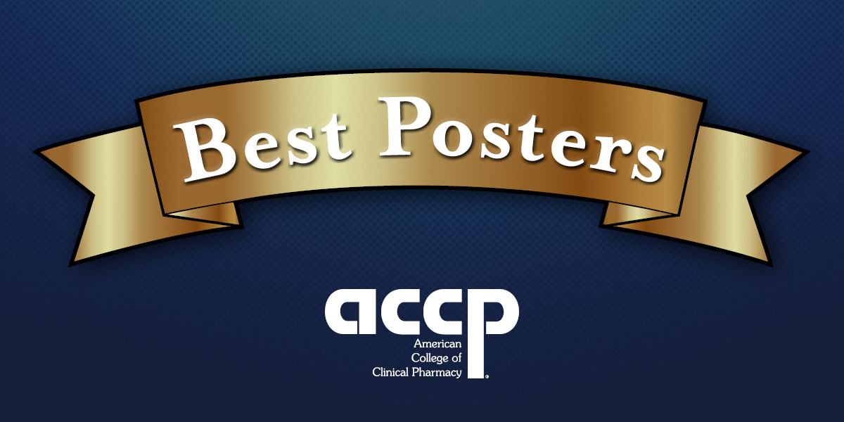 Stone, Buckley, and Jain Receive Best Poster Honors