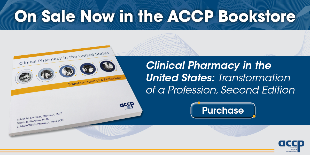 Clinical Pharmacy in the Unite States, Transformat...