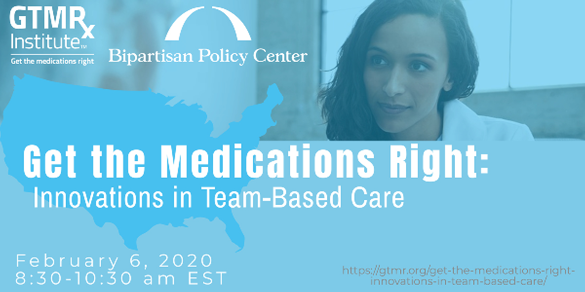 """All-Star Health Policy Lineup Announced for """"Get the Medications Right: Inn..."""