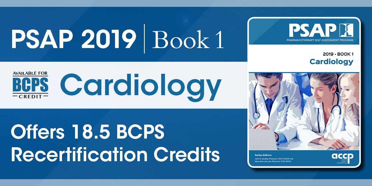 PSAP 2019 Book 1 (Cardiology)