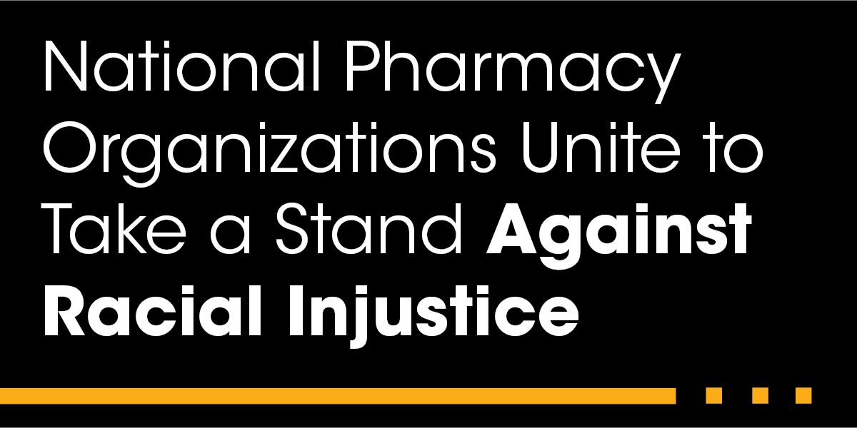 ACCP Joins with Broad Coalition of Pharmacy Organizations to Condemn Racism...