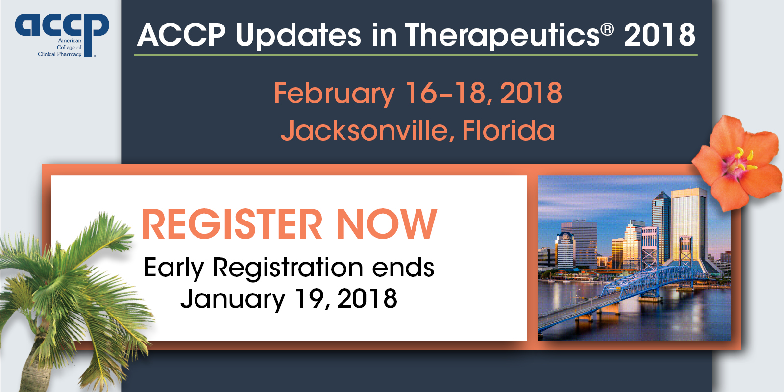 Registration for Updates in Therapeutics® 2018 Is Now Open