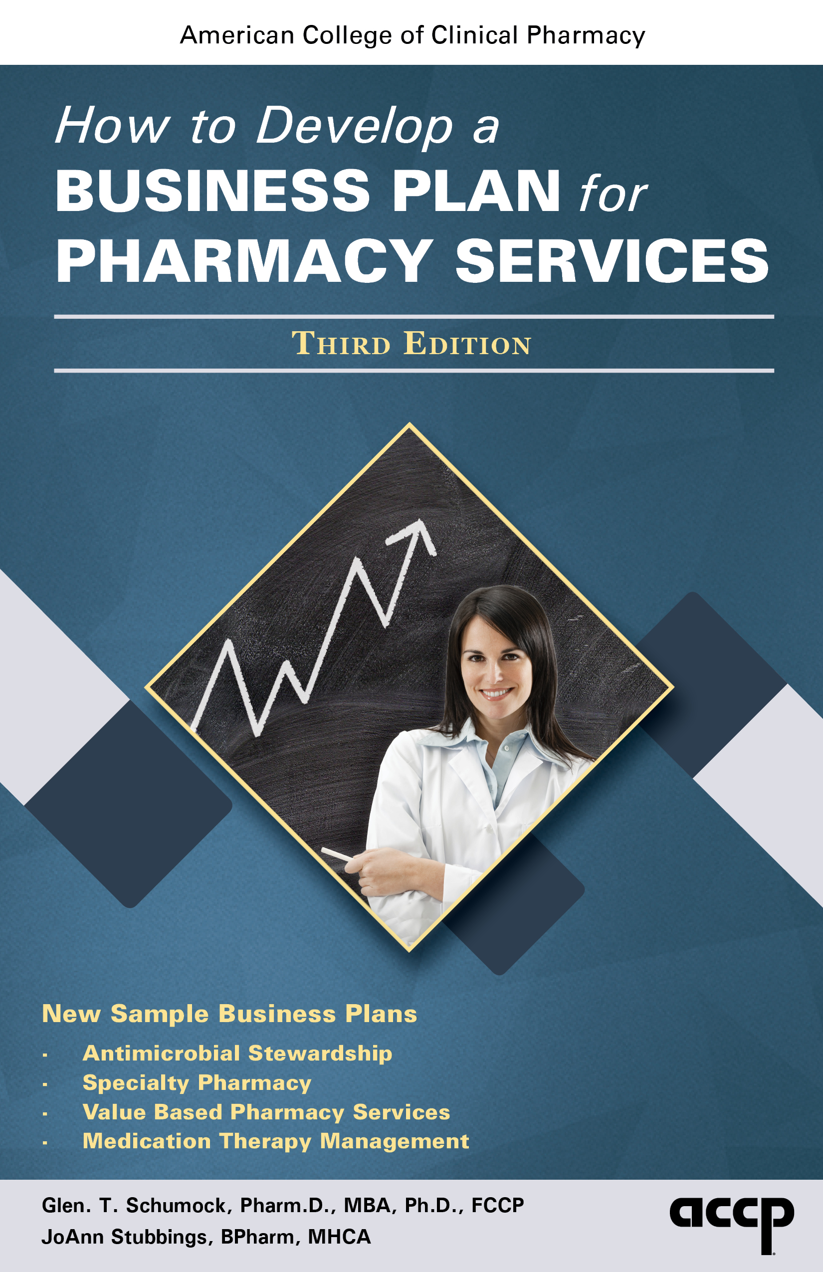 How to Develop a Business Plan for Pharmacy Services, Third