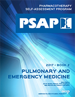 PSAP 2017 Book 2 Pulmonary and Emergency Medicine