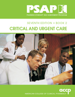 PSAP-VII Book 2 - Critical and Urgent Care