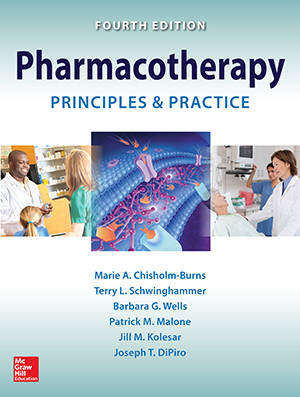 Pharmacotherapy Principles & Practice, Fourth Edition