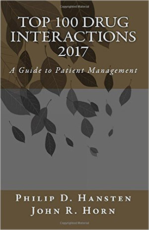 Top 100 Drug Interactions 2017: A Guide to Patient Management