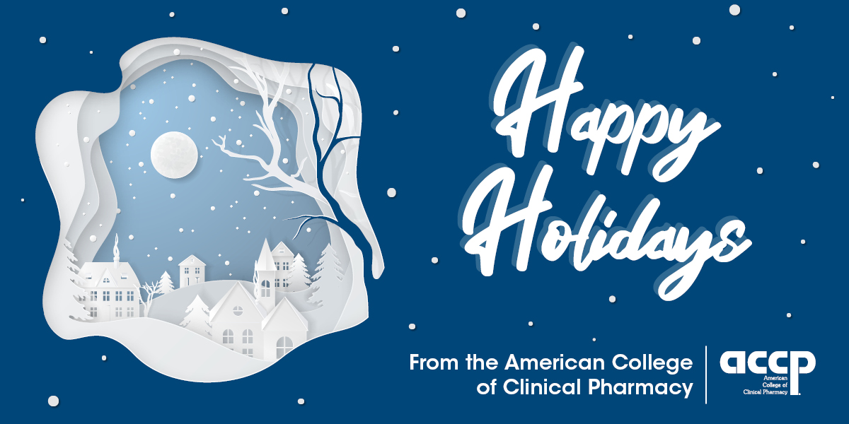 Happy Holidays from ACCP