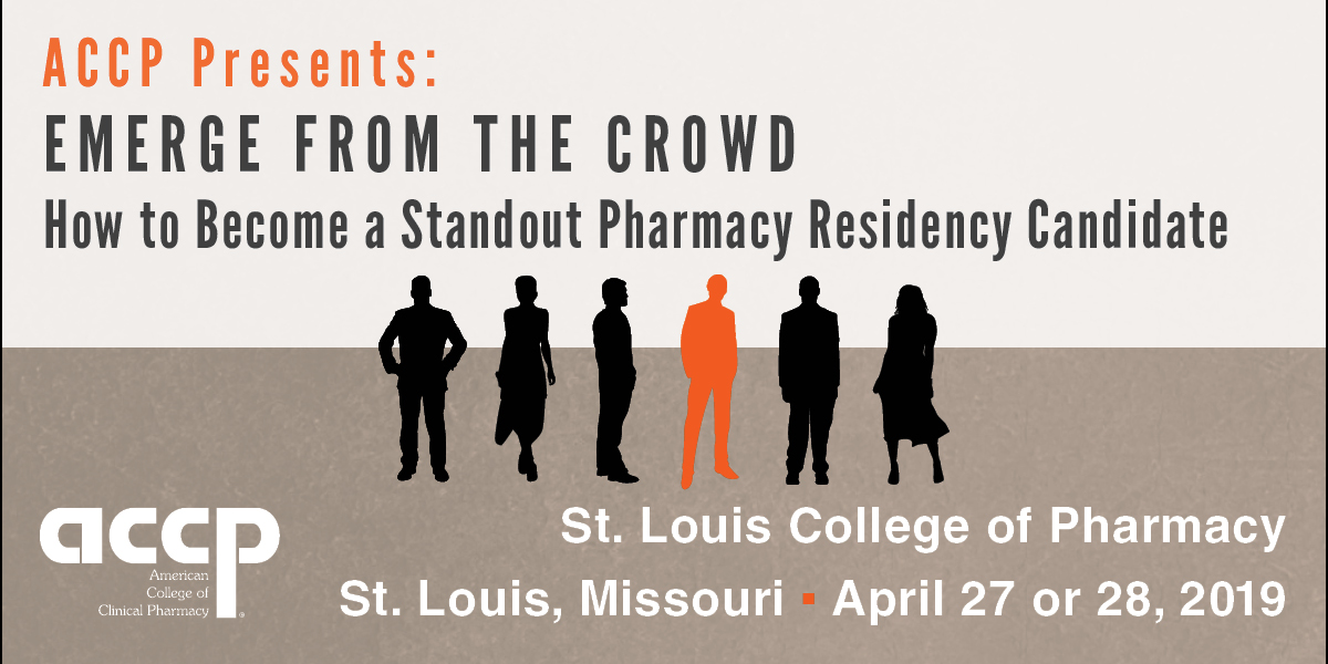 Register Now for Emerge from the Crowd: How to Become a Standout Pharmacy R...