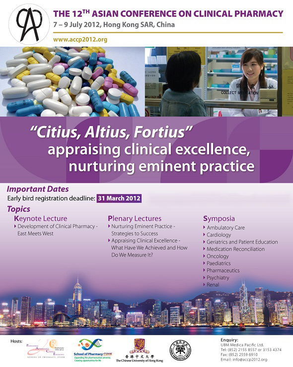 asian association of clinical pharmacy